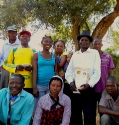 Namibia Seed Donation