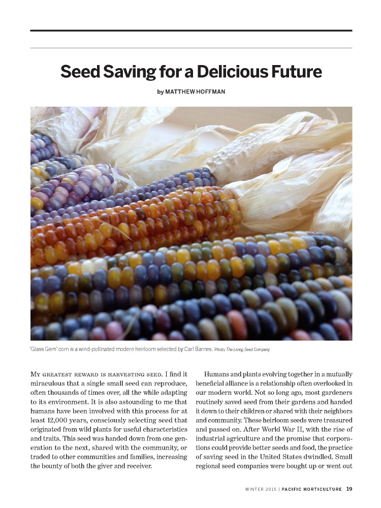 Pacific Horticulture Seed Saving_Page_1